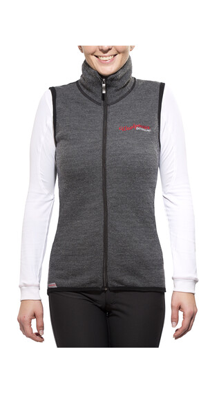 Woolpower 400 Vest Unisex grey